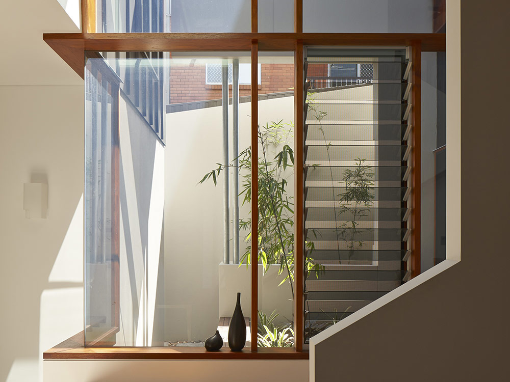 Breezway Louvres can be designed to suit most shapes and sizes