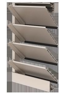 แต่งบ้าน, หน้าต่าง, หน้าต่างบานหมุน, บานเลื่อน, บานเกล็ด, Zimplex